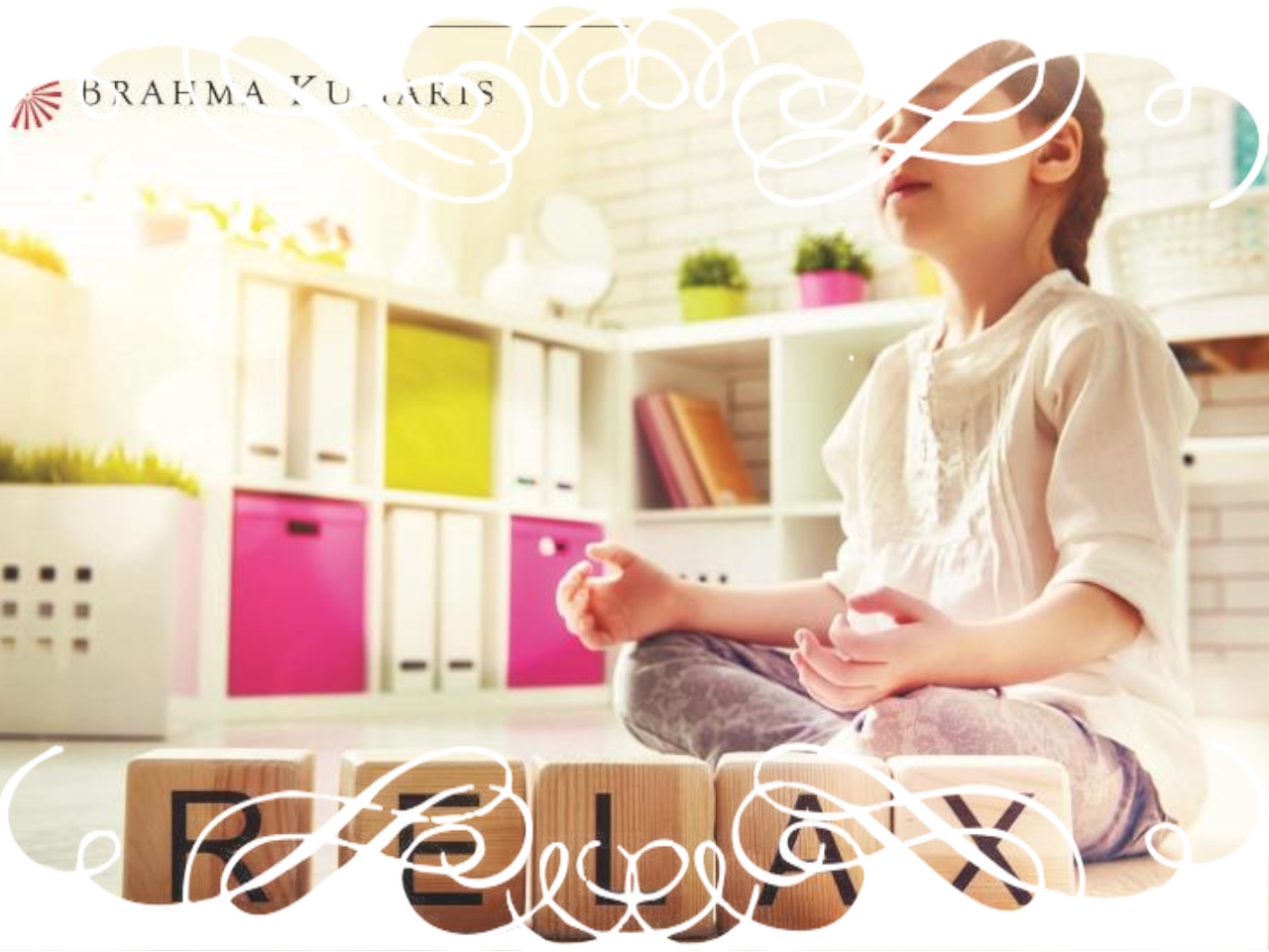 Upcoming Event: Children's Meditation Session